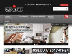 Miniaturka domeny parkiet.pl