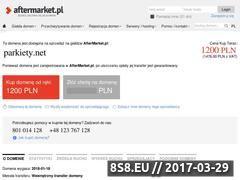 Miniaturka domeny parkiety.net
