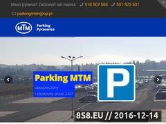 Miniaturka domeny parking-pyrzowice.com