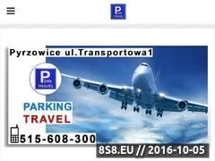 Miniaturka domeny parking-travel.pl