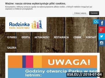 Zrzut strony Plac zabaw Poznań