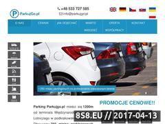 Miniaturka domeny parkujgo.pl