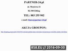 Miniaturka domeny partner-24.pl