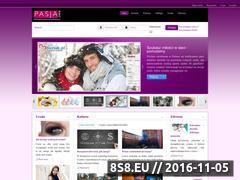 Miniaturka domeny www.pasja.org