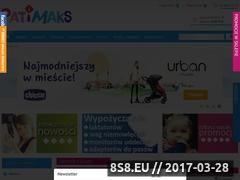 Miniaturka domeny www.patiimaks.pl