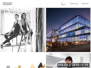 Zrzut strony Fotografia biznesowa Katowice