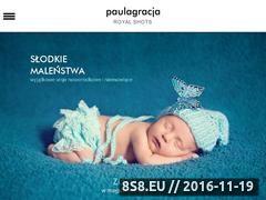 Miniaturka domeny paulagracja.com