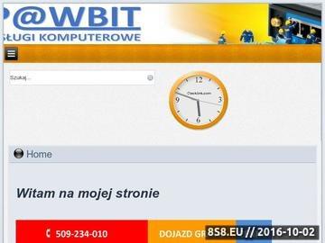 Zrzut strony Serwis laptopów Zgierz, Łódź