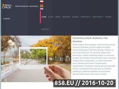 Miniaturka domeny www.pawdruk.pl