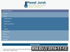 Miniaturka domeny paweljurek.pl