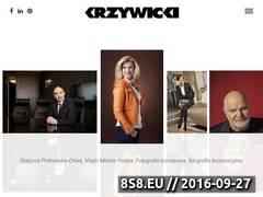 Miniaturka domeny pawelkrzywicki.com