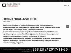 Miniaturka domeny pawelseelieb.pl