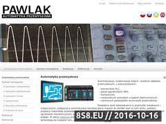 Miniaturka domeny pawlak-automatyka.pl