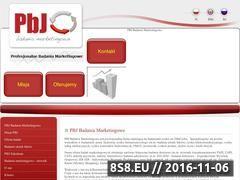 Miniaturka domeny www.pbj.com.pl