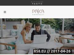 Miniaturka domeny pbkb-adwokaci.pl