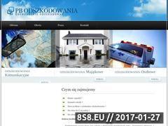 Miniaturka domeny www.pbodszkodowania.pl