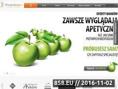 Miniaturka domeny pbrokers.pl