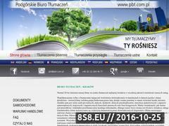 Miniaturka domeny www.pbt.com.pl