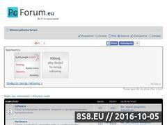 Miniaturka domeny pcforum.eu