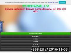 Miniaturka domeny www.pcmedyk.pl