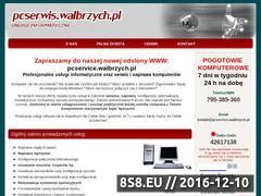 Miniaturka domeny pcserwis.walbrzych.pl