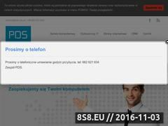Miniaturka domeny pds.sos.pl