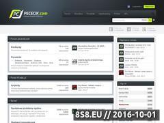 Miniaturka pececik.com (Forum komputerowe - zestawy komputerowe i porady)