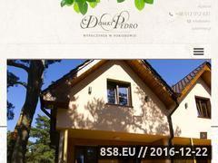 Miniaturka domeny www.pedro-pobierowo.pl