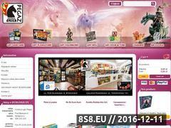 Miniaturka domeny www.pegaz-gry.pl