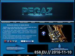 Miniaturka domeny www.pegazonline.pl