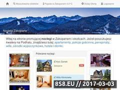 Miniaturka domeny pensjonaty-podhale.pl