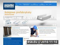 Miniaturka domeny www.pepebe.pl