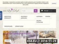 Miniaturka domeny www.pepelulu.pl