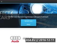 Miniaturka domeny perfect-cars.pl