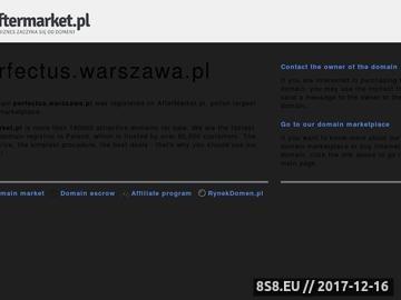 Zrzut strony Firma remontowa Warszawa - usługi remontowe Warszawa - Perfectus