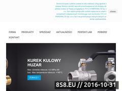 Miniaturka domeny www.perfexim.com.pl