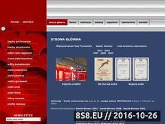 Miniaturka domeny www.perforacja.eu