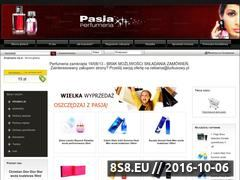Miniaturka domeny www.perfumeriapasja.pl
