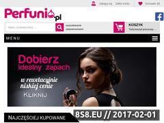 Miniaturka perfunio.pl (Perfumy lane)