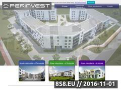 Miniaturka domeny www.perinvest.pl