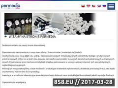 Miniaturka domeny permedia.pl