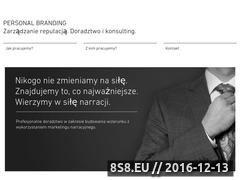 Miniaturka domeny www.personalbranding.pl