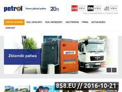 Miniaturka domeny petrol.pl