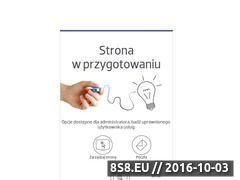 Miniaturka domeny www.pewniaki.org.pl