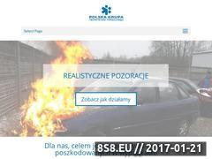 Miniaturka domeny www.pgrm.pl