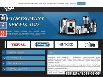 Zrzut strony Naprawa AGD Warszawa