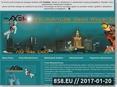 Miniaturka domeny phuaxon.pl