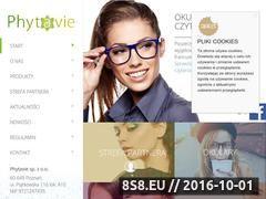 Miniaturka domeny phytavie.pl