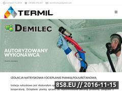 Miniaturka domeny piana-izolacja-warszawa.pl