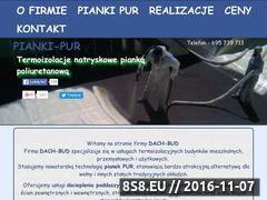 Miniaturka domeny pianypur.pl